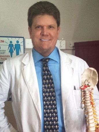 Chiropractor Yakima WA David Klungness