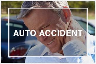 Auto Accident Symptom Box