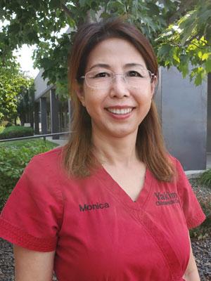 Chiropractic Yakima WA Monica Sun Rice Massage Therapist